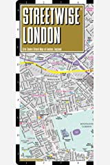 Streetwise London Map - Laminated City Center Street Map of London, England (Michelin Streetwise Maps) Map