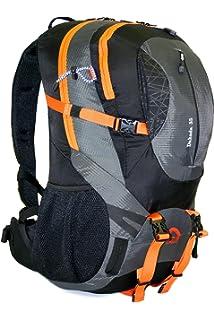 MONTIS DAKADA 35/45, Mochila de Senderismo, Ruta y Trekking, 35L/
