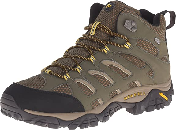 Merrell Navy Purple Mid Lace Up Hiking Ankle Boots Trainers Size 3-6