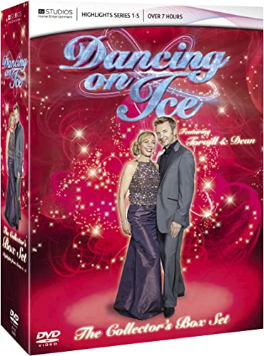 Dancing On Ice Series 1 5 Complete Highlights Dvd Amazon Co Uk Gaynor Faye Stefan Booth Bonnie Langford Duncan James Suzanne Shaw Christopher Fountain Ray Quinn Kieron Richardson Jane Torvill Christopher Dean Dvd Blu Ray
