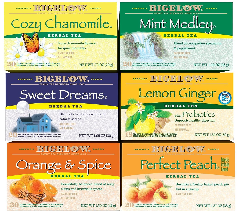 Herbal variety Tea Bags