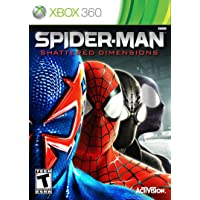 Spiderman: Shattered Dimensions - Xbox 360 Standard Edition