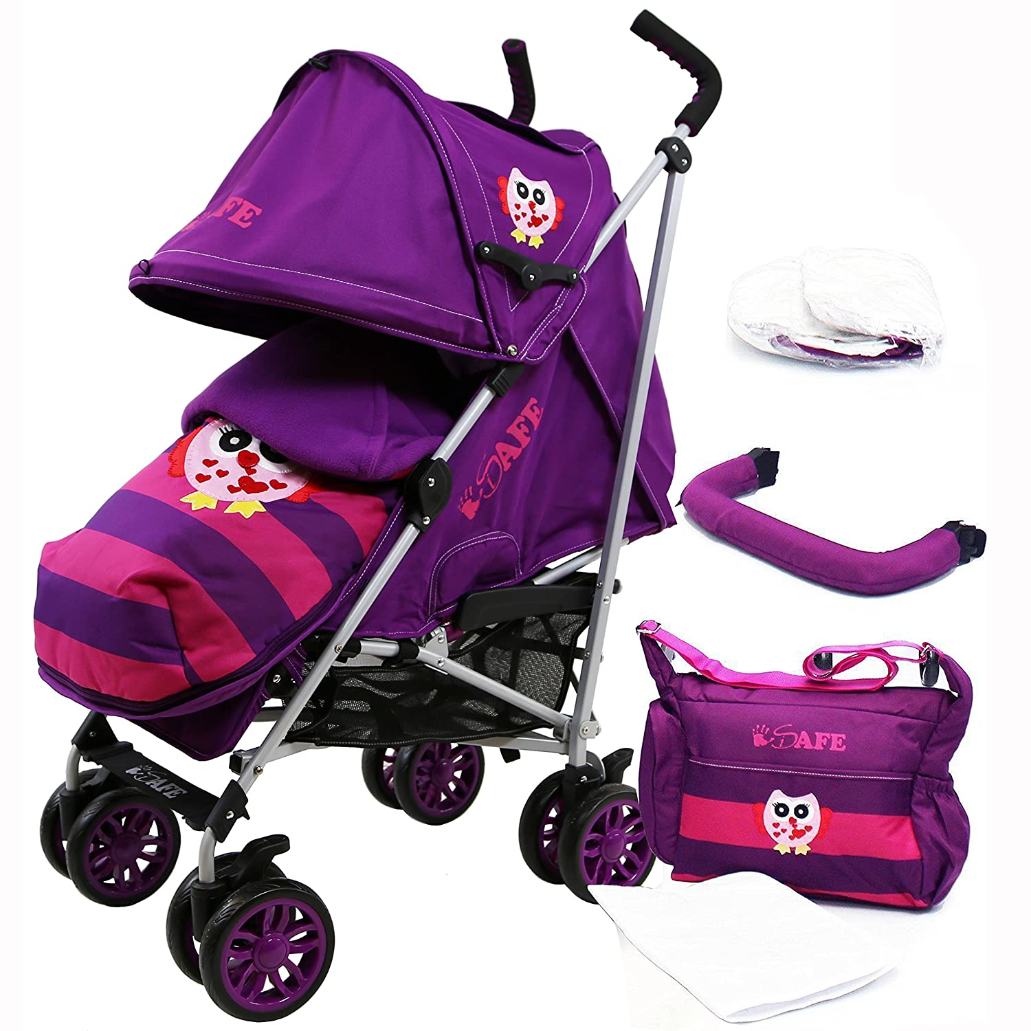 iSafe buggy stroller pushchair