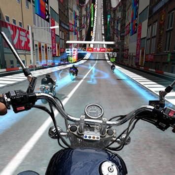 3D Turbo Moto Racing