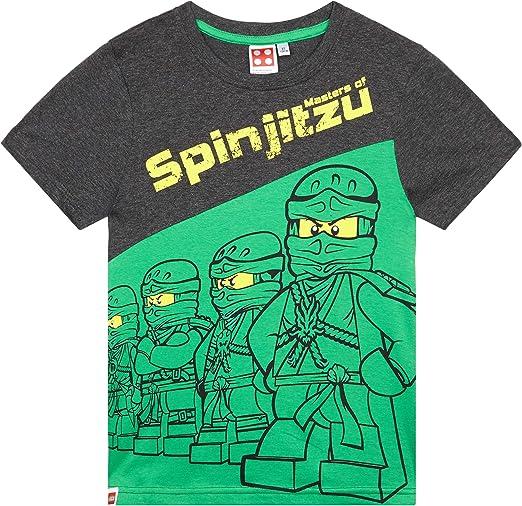 LEGO Camiseta de Manga Corta para ni/ñas Ninjago