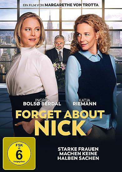 Cover: Forget about Nick. Starke Frauen machen keine halben Sachen 1 DVD (circa 106 min)