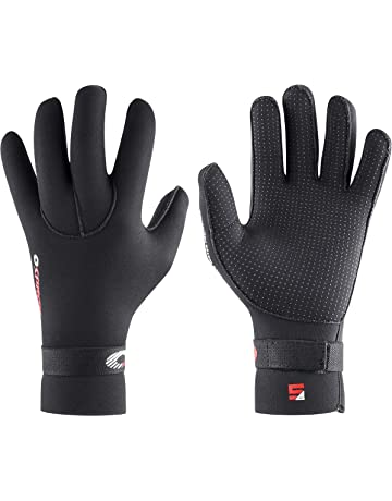 5972fc987f Osprey Neoprene Wetsuit Gloves with Velco Strapping Super Stretch 5 mm Thick