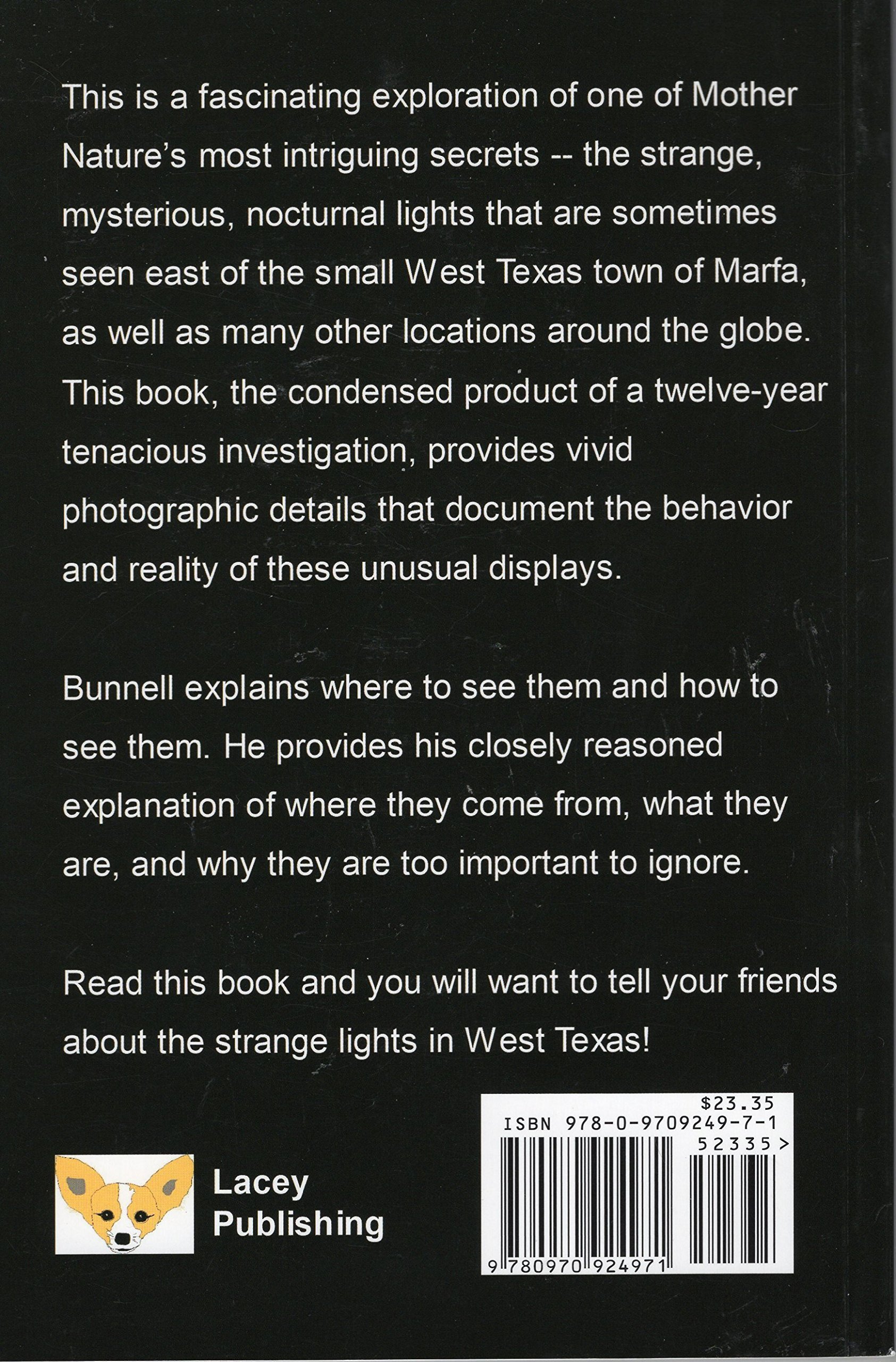 Strange Lights In West Texas James Bunnell Amazon - 23 of the strangest books to ever appear on amazon