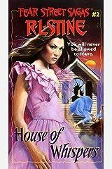 House of Whispers (Fear Street Saga Book 2) Kindle Edition