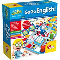 Lisciani Giochi Piccolo Genio Talent School Go-Go English, 48892