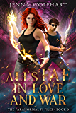 All's Fae in Love and War (The Paranormal PI Files Book 6) (English Edition)