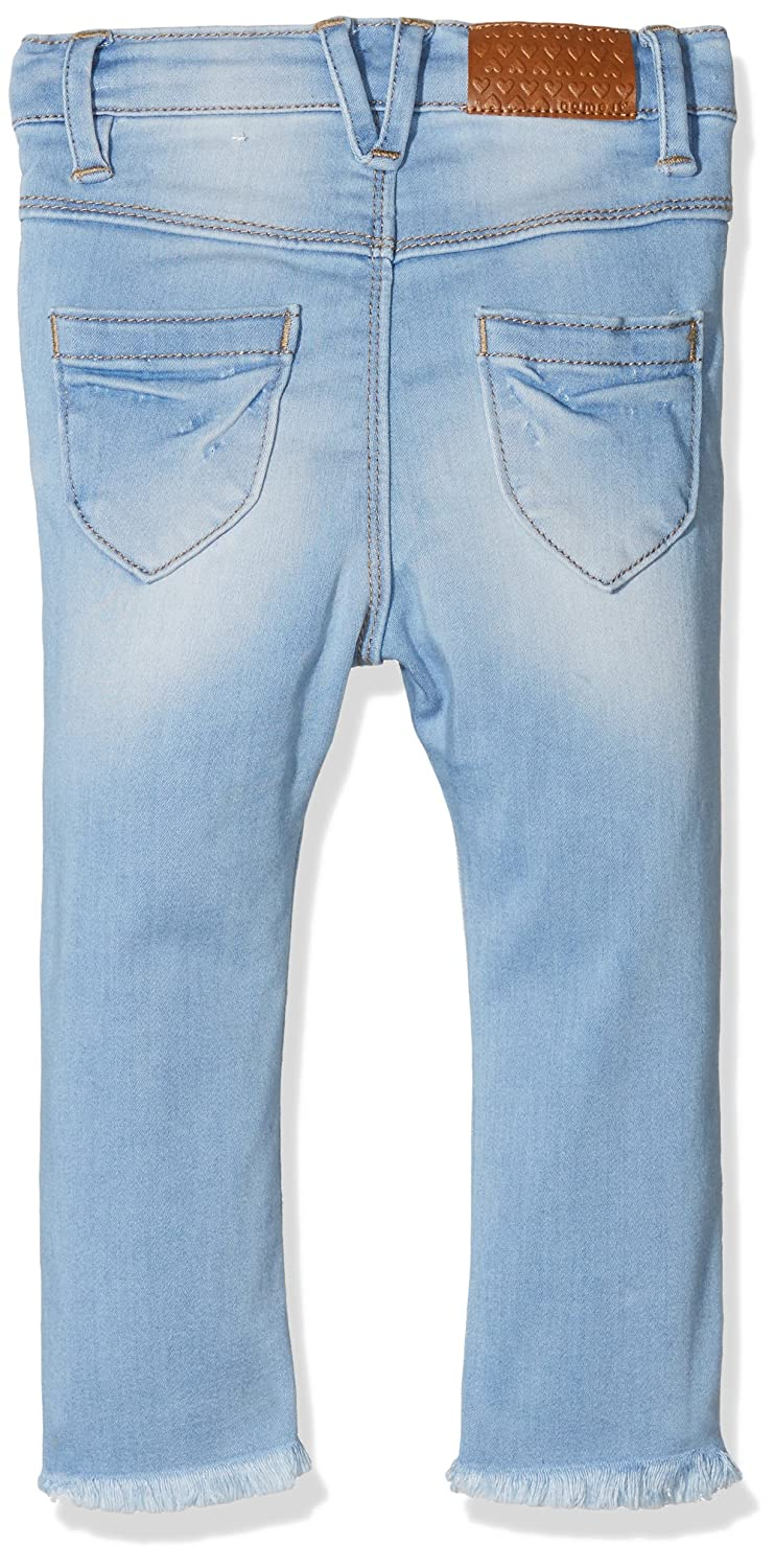 NAME IT Baby-M/ädchen Nittelsy Skinny DNM Pant Mini Noos Jeans