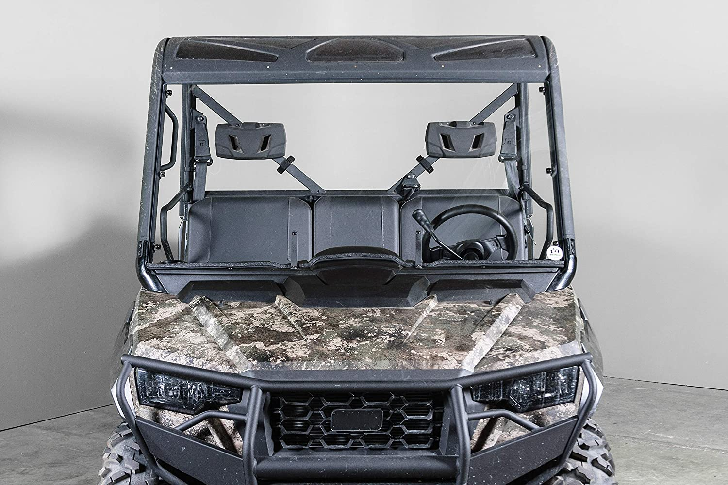 Made in The USA! Arctic Cat Prowler Pro Full UTV Windshield 3//16