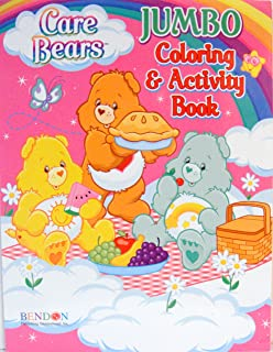 care bears coloring activity book - Coloring And Activity Books