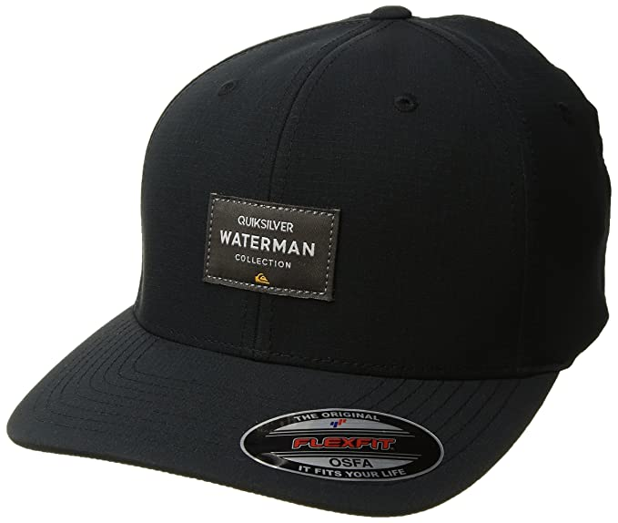 aa9ce7e36f8 Amazon.com  Quiksilver Waterman Men s Sea Breezer Cap