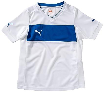Puma - Camiseta de fútbol sala para niño: Amazon.es: Deportes y aire libre