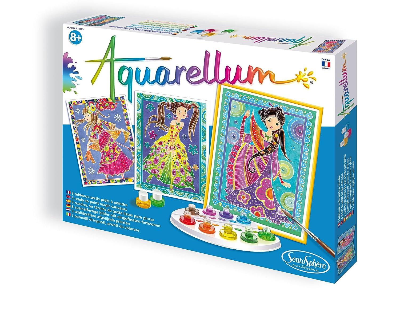Sentosphè re - Aquarellum: Chicas glamourosas (0756330) SentoSphere 3906330