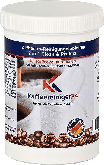 in 3 Packungen 18 JURA Reinigungstabletten 2-Phasen Tablette