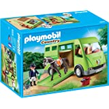 Playmobil 6928 Cavalier avec van et cheval
