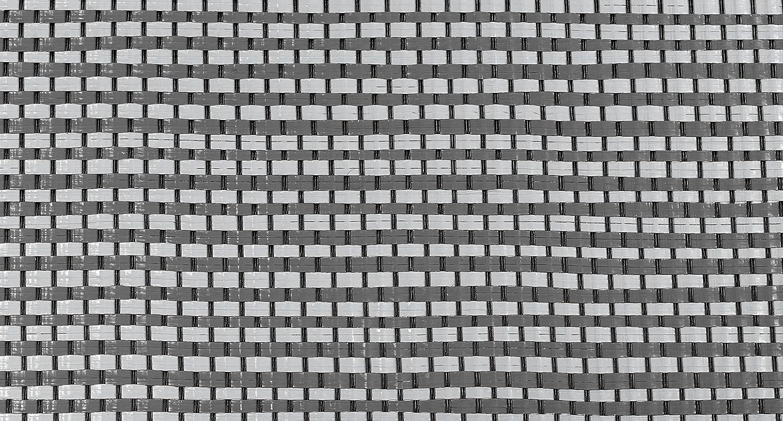 Dorema Starlon Zeltteppich in Grau & Blau vom 250 cm - 300cm