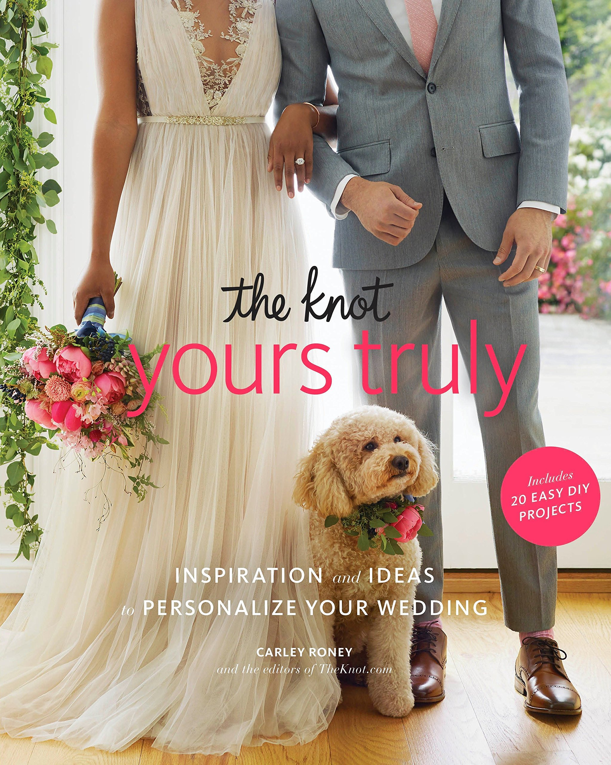 Amazon The Knot Yours Truly Inspiration And Ideas To