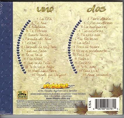 Titanio Records - Romanticamente Para Ti Vol.2