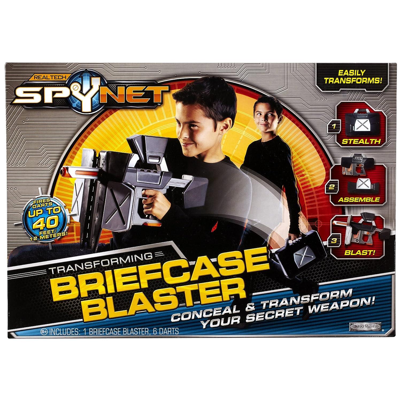 Amazon Spy Net Briefcase Blaster Toys & Games