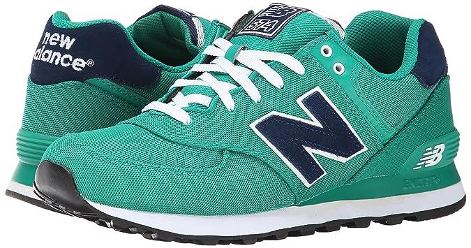 New Balance 574 Pique Polo Pack, Zapatillas para Hombre, Verde ...