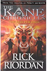 The Red Pyramid (Kane Chronicles) Paperback