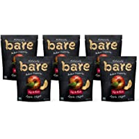 6-Pack Bare Natural Chips Gluten Free+Baked Multi Serve Bag 3.4 Oz