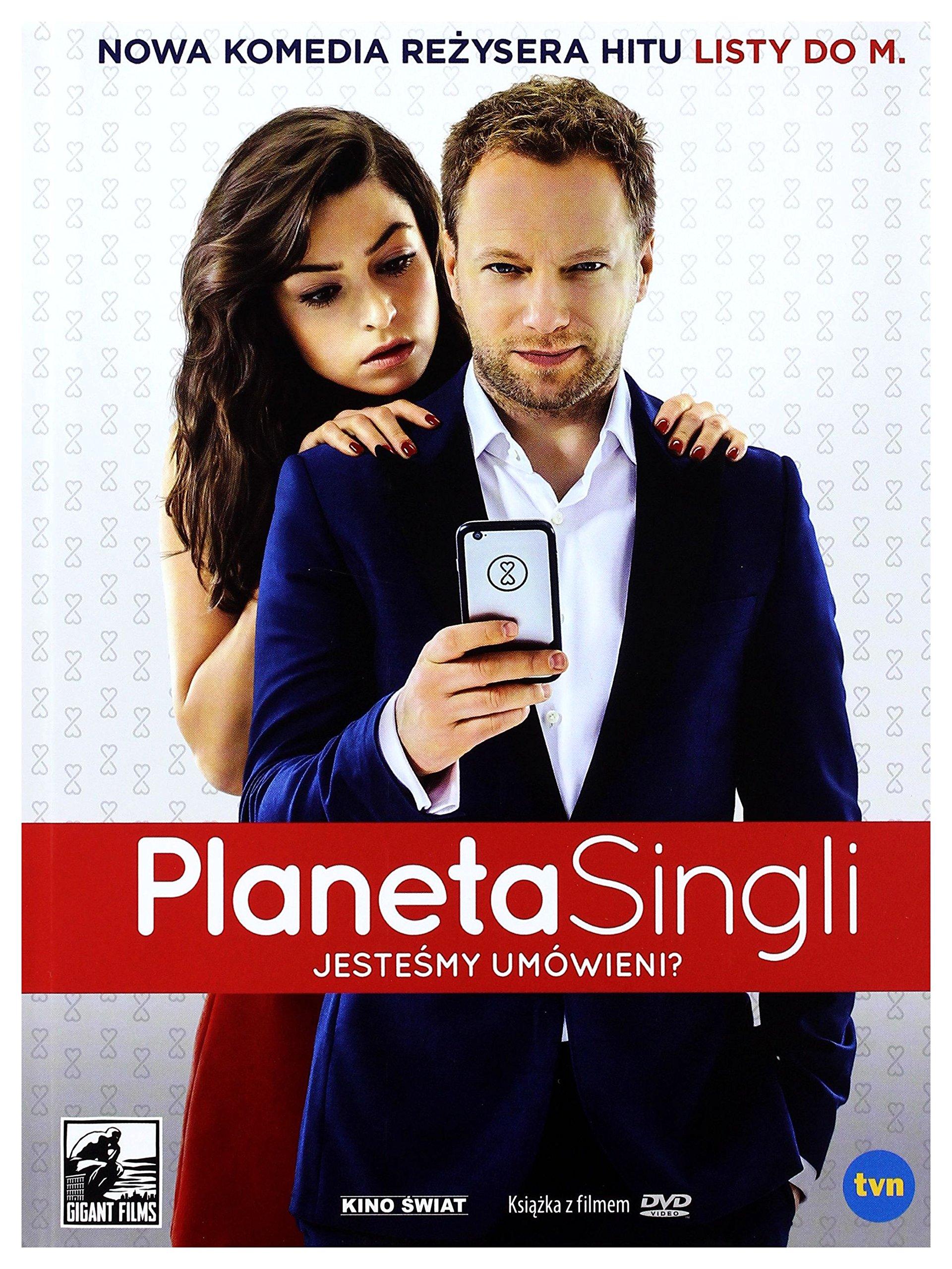 Planeta singli [DVD] (English subtitles)