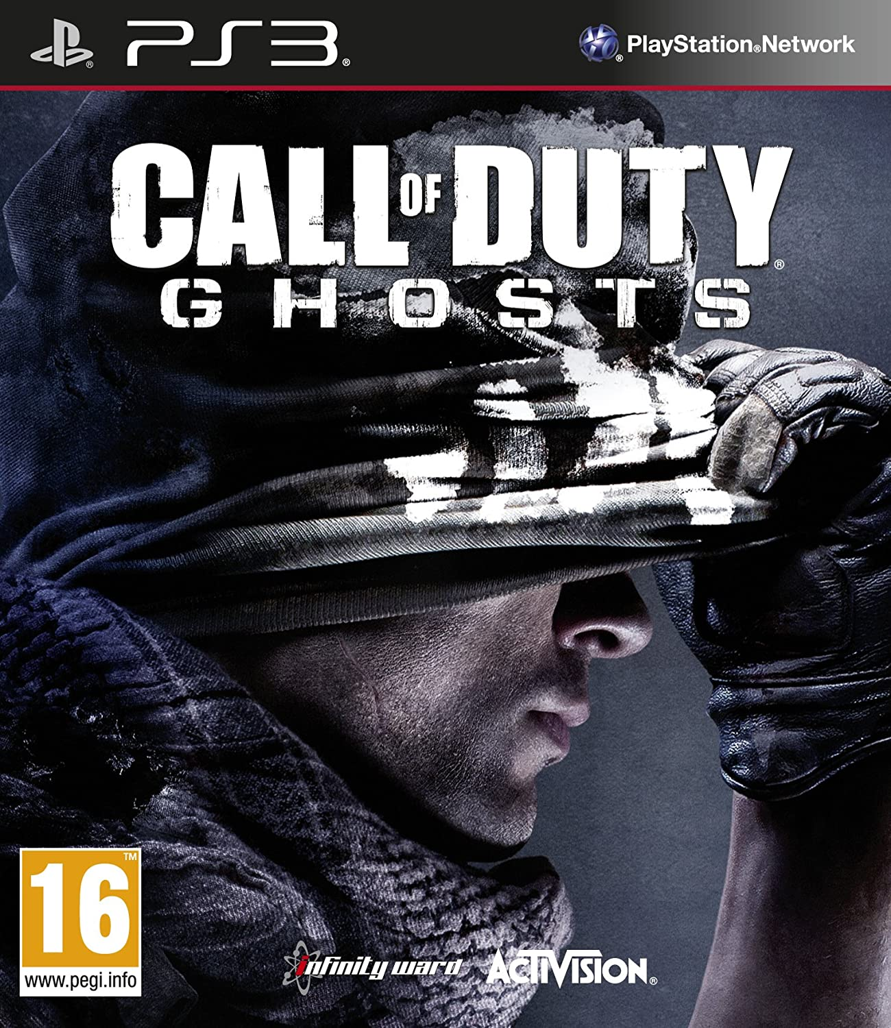 Amazon com: Call of Duty: Ghosts (PS3) (UK): Video Games