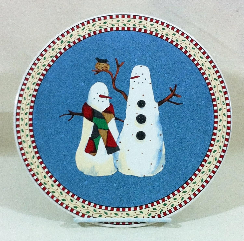 Holiday Trivet Snowman Design NEW