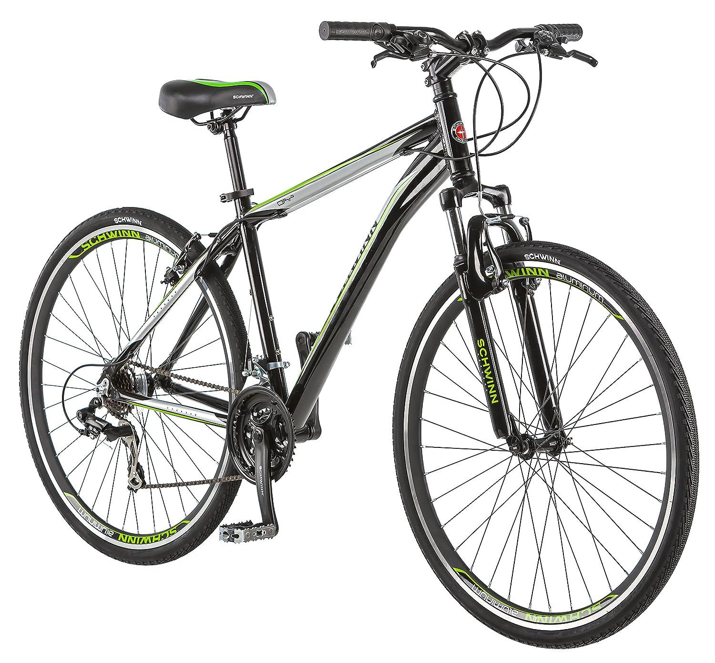 Schwinn Or2 700c Mens Hybrid Bicycle Black 18 50cc Wiring Diagram Medium Sports Outdoors