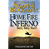 Home Fire Inferno (Burn, Baby, Burn!): A Troubleshooters Short Story (Troubleshooters Shorts and Novellas Book 4)