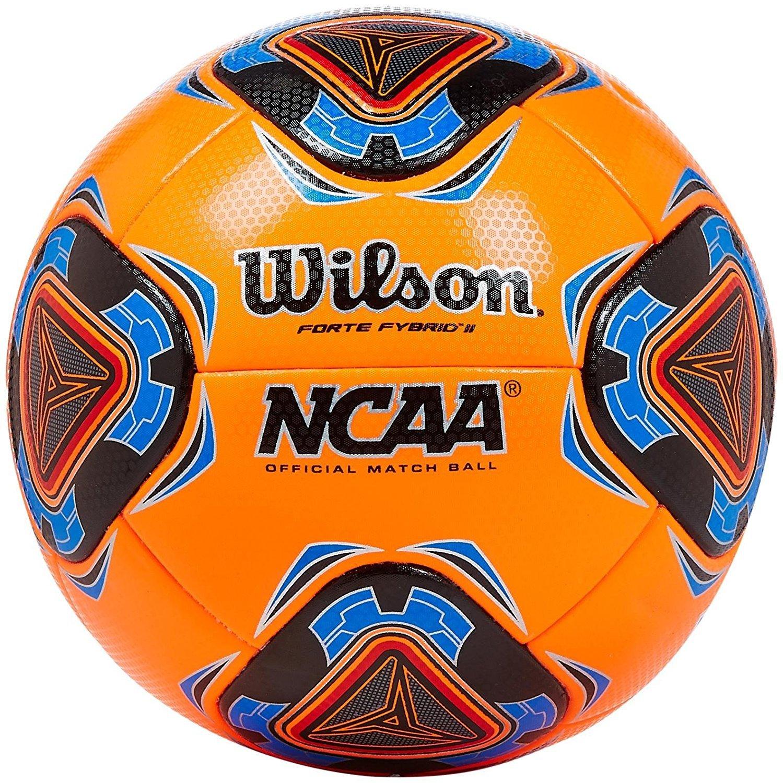 Wilson NCAA Forte Fybrid II Soccer Ball Size 5 WTE9906ID85 [並行輸入品] B077QH3F2B