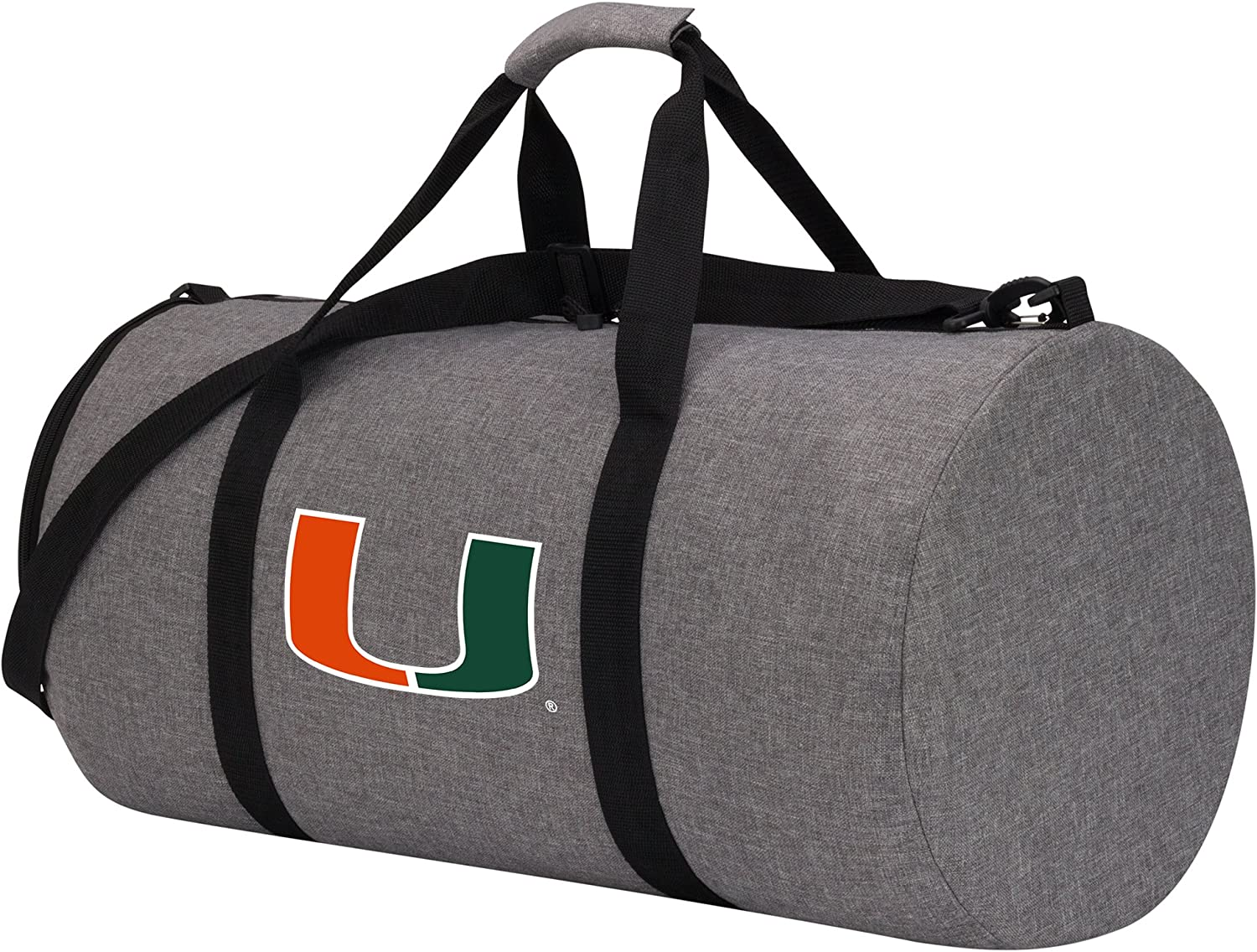 Officially Licensed NCAA Wingman Duffel Bag Multi Color 24 x 12 x 12