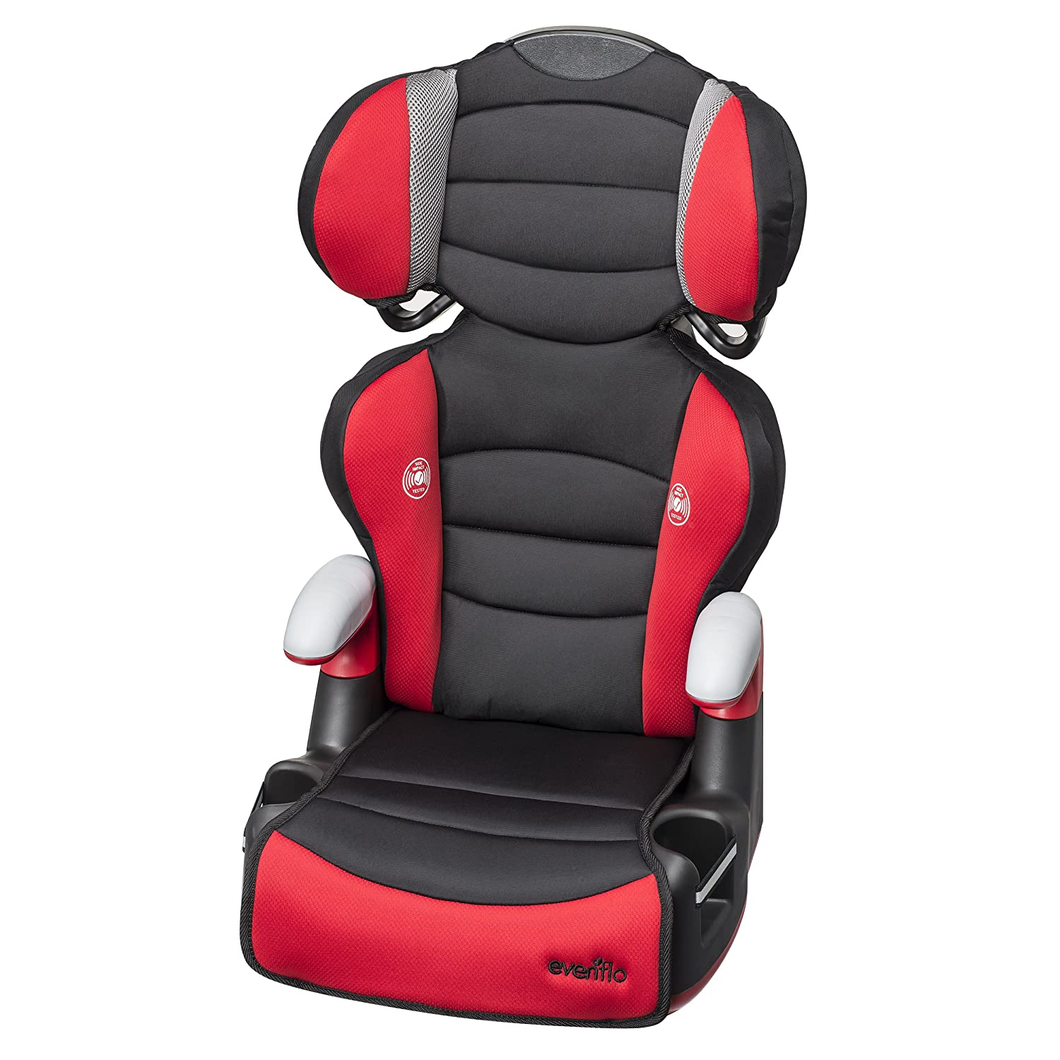 evenflo big kid high back booster car seat denver 885118209053. Black Bedroom Furniture Sets. Home Design Ideas