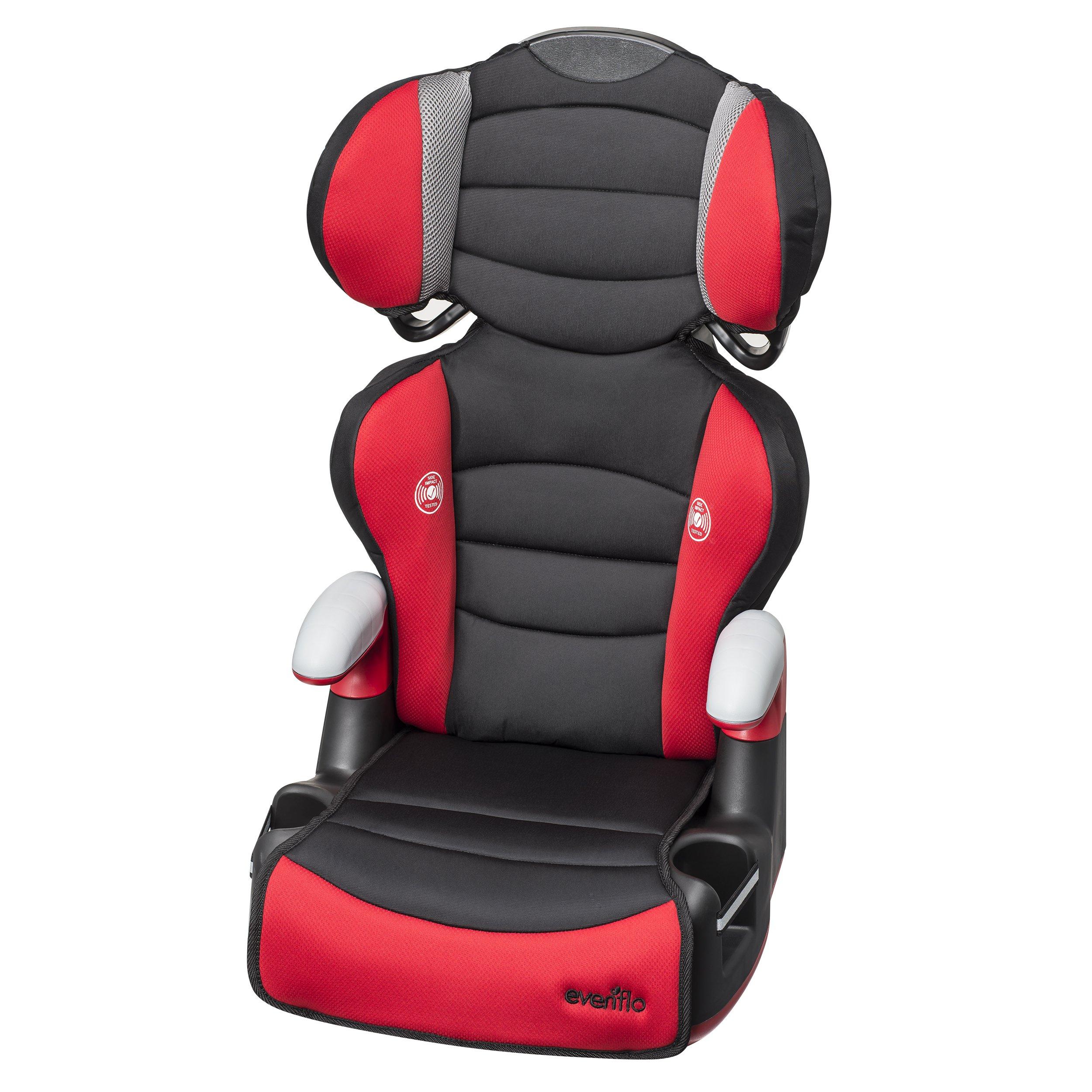 Evenflo Big Kid High Back Booster Car Seat, Denver