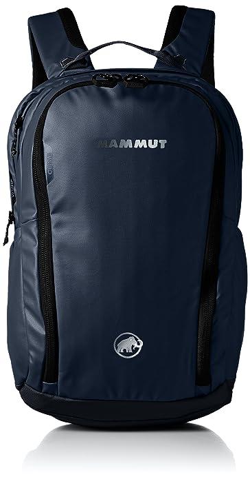 Mammut Seon Shuttle Mochila, Unisex Adulto, Negro, Azul, 22 L