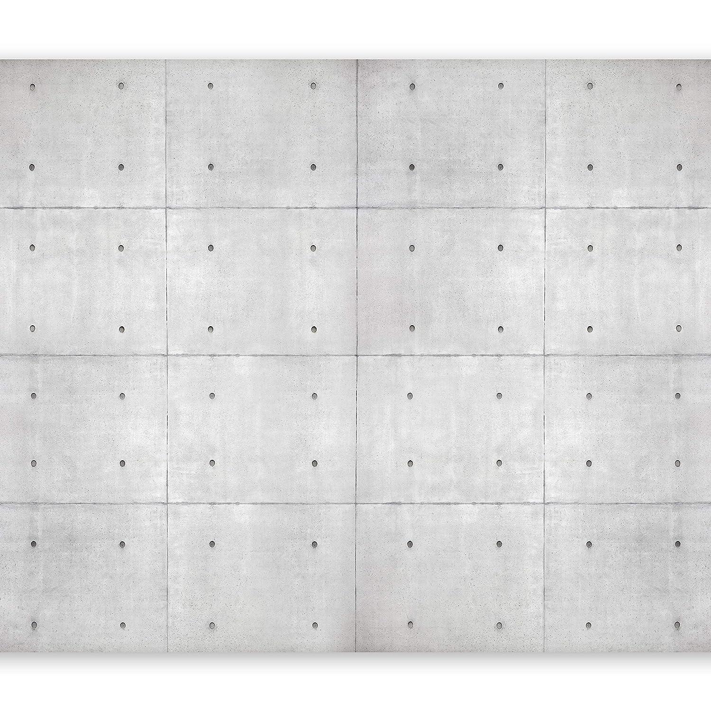 Murando - Fototapete 400x280 cm - Vlies Tapete - Moderne Wanddeko - Design Tapete - Wandtapete - Wand Dekoration - Steine Steinwand Steinoptik Beton Industrial 10110905-95