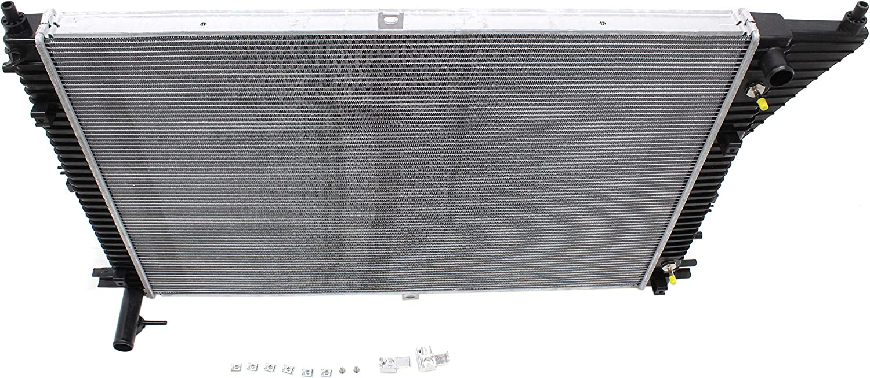 RADIATOR 13335 Fit 2012-2017 NISSAN NV1500 NV2500 NV3500 4.0L 5.6L