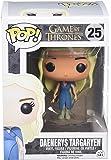 Funko 4048 - Game of Thrones, Pop Vinyl Figure 25 Daenerys in Blue Gown, 10 cm