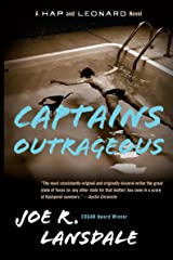Captains Outrageous: A Hap and Leonard Novel (6) (Hap and Leonard Series) Paperback