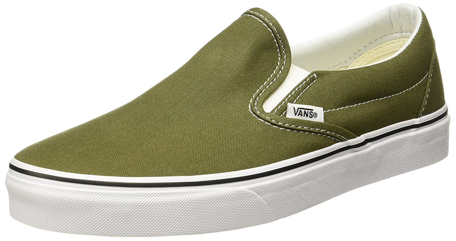 Vans Unisex Classic (Checkerboard ) Slip-On Skate Shoe  20509f0e6