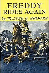 Freddy Rides Again (Freddy the Pig Book 18) Kindle Edition