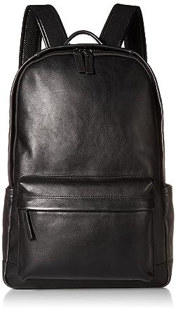 54b953a2180e Fossil Men s Buckner Leather Backpack
