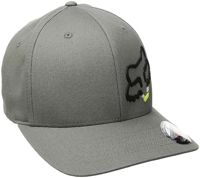 Cabeza Fox Head Flexfit curva CAP ~ Seca  Amazon.es  Ropa y accesorios 6ef22a4eeaf
