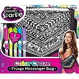 Cra Z Art Funky Color Craze Fringe Messenger Bag