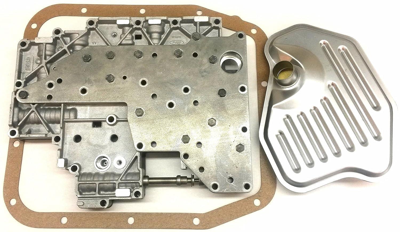 4r70 W 4r75 W remanufacturados 2001 - 08 Válvula cuerpo transmisión: Amazon.es: Coche y moto